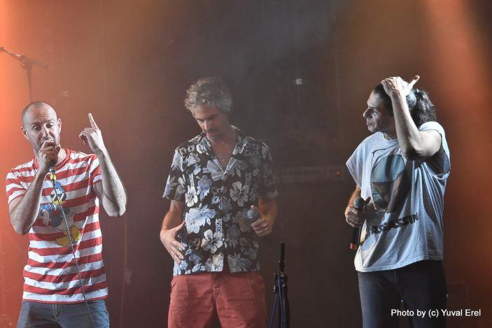 Gettin' Baked Hip Hop & Pizza Fest צילום יובל אראל