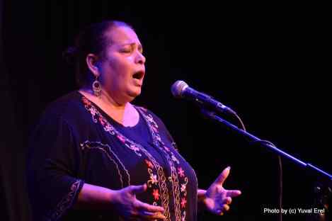 שרים שבזי. צילום: יובל אראל
