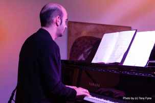 פסטיבל הפסנתר 2018. צילום: טוני פיין