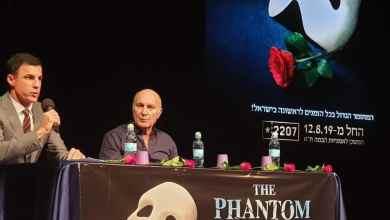 "Photo of המחזמר פנטום האופרה – The Phantom of the Opera יעלה בקיץ 2019 באופרה ת""א"