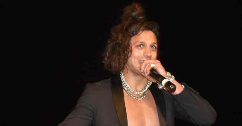 אסף גורן, כוכב זמר חדש. צילום יובל אראל