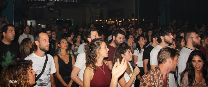 קהל, באו לחגיגה.צילום חיליק עמיר