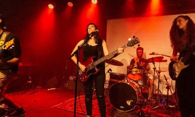 Electro Indie Fest Israel - Summer Break. צילום טוני פיין