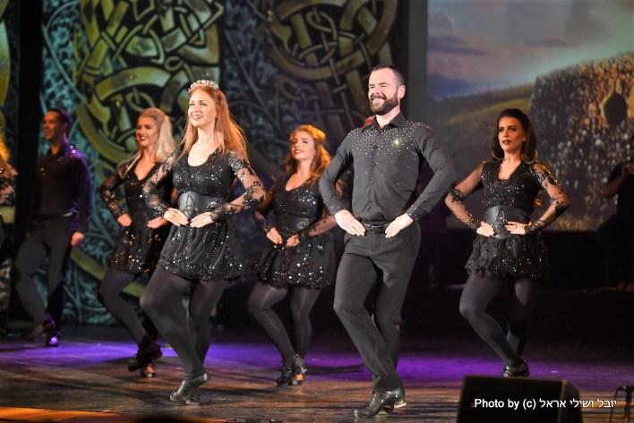 Rhythm of the dance צילום יובל ושילי אראל