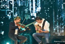 Photo of מופע להיטי הכינור של דיויד גארט