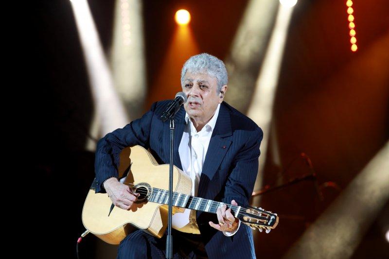 אנריקו מסיאס. צילום איציק בירן