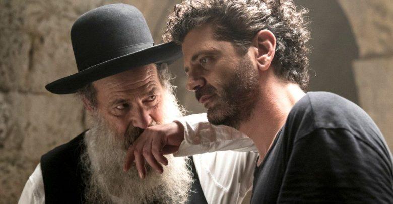 אמיר דדון ושלי רנד. צילום רועי ברקוביץ