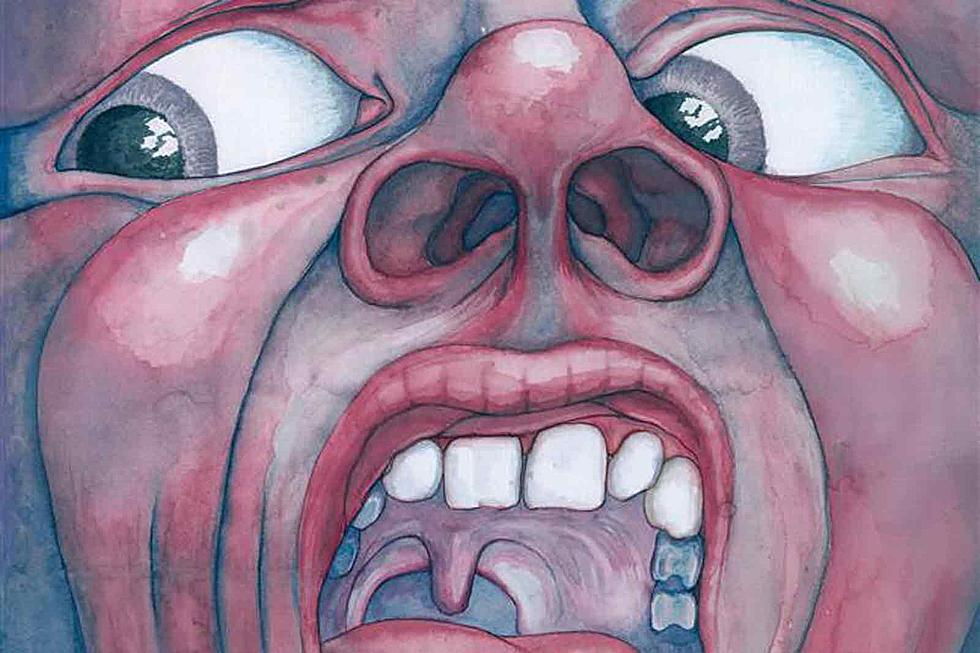 In The Court of the Crimson King An Observation By King Crimson - עטיפת האלבום