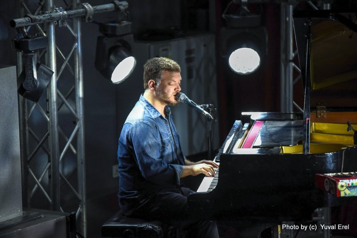 אלון לוטרינגר, פסטיבל הפסנתר. צילום יובל אראל