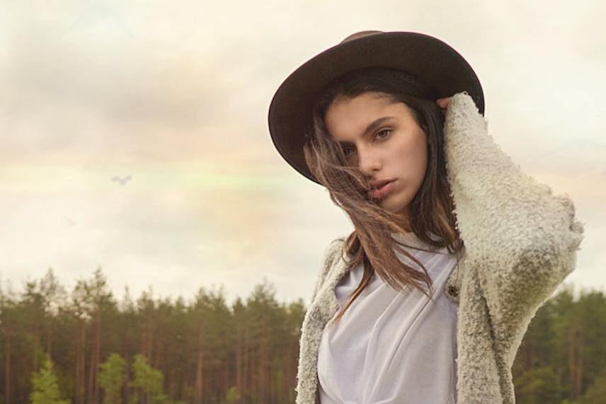 אודיה אזולאי, שיר בכורה. צילום מקס פדיושין