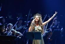 Photo of הזמרת שרה ברייטמן מגיעה לראשונה לישראל