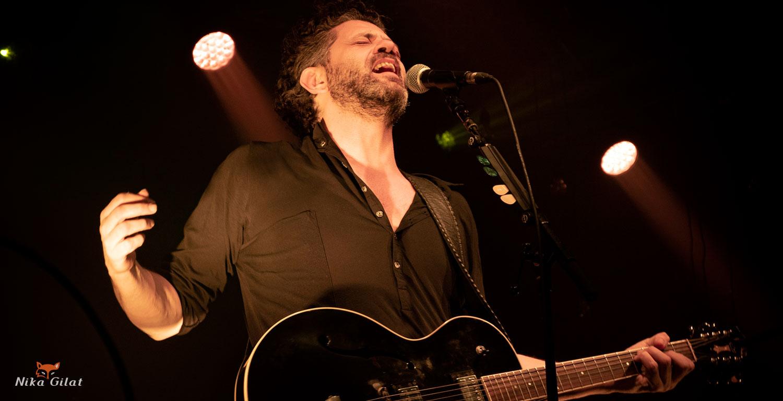 אמיר דדון - עשור לאלבום הבכורה. צילום: ניקה גילת