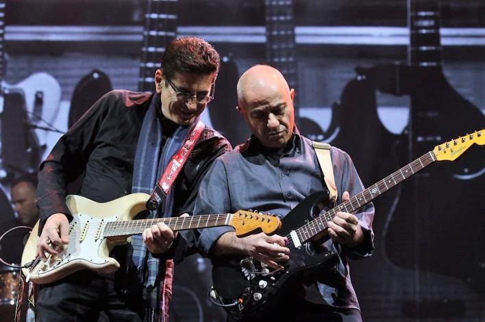 הבלוז האחרון – מופע מחווה לזכרו של הגיטריסט רוני פיטרסון. צילום מוטי קמחי