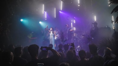 Photo of מופע ההשקה של לולה מארש במועדון בארבי