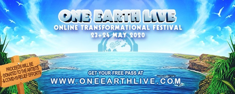 One Earth Live | Online Transformational Festival