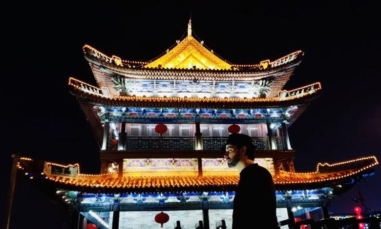 גלעד שגב בסין