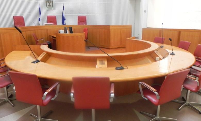 האולם הראשי של בית המשפט העליון. קרדיט - שימוש חופשי