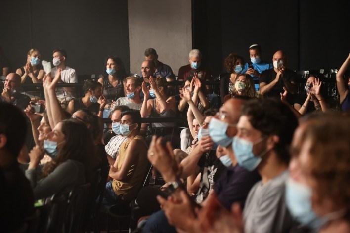 הקהל של ברי סחרוף ברדינג 3 צילום מוטי קמחי