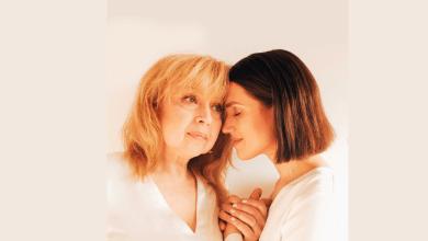 מארינה ואמא. צילום שי פרנקו