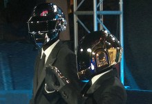 Daftpunk pic by James Whatley