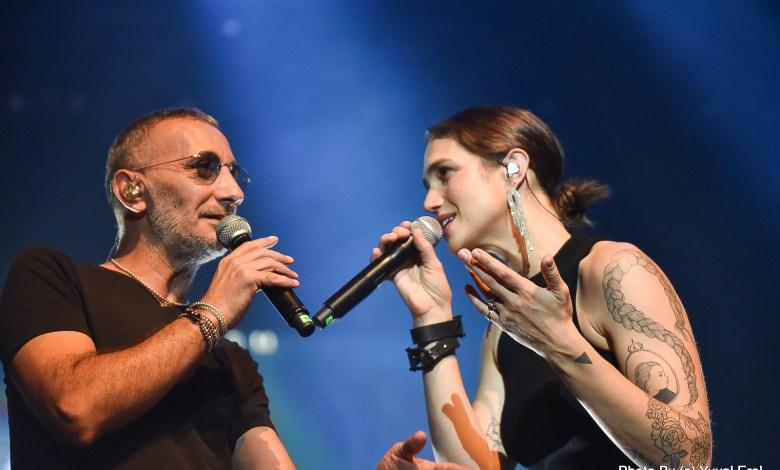 מארינה מקסימיליאן.ושמעון בוסקילה. צילום יובל אראל