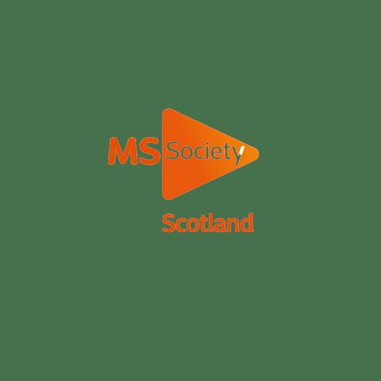 ms society wellbeing hub logo