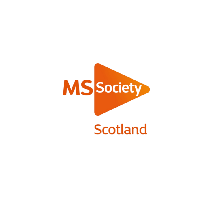 ms society wellbeing hub logo