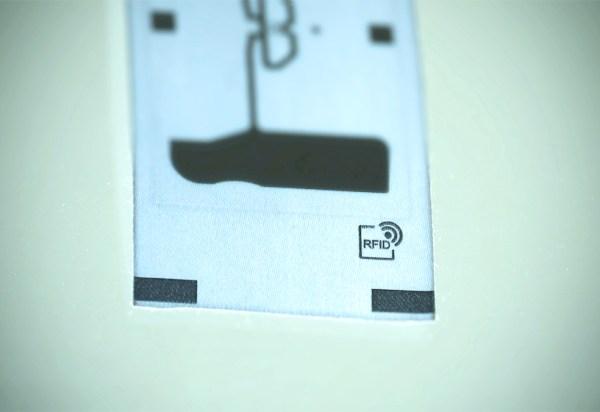 RFIDネームタグ