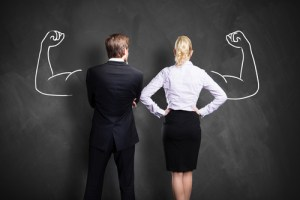 corporate team together make stronger team