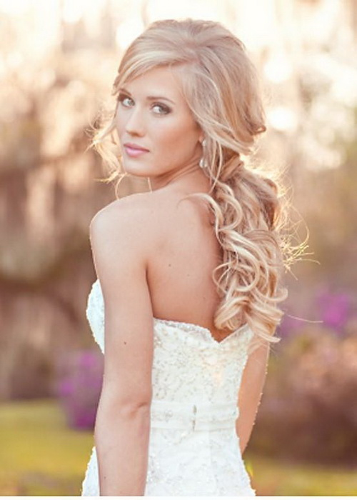 Top 20 Most Beautiful Wedding Hairstyles