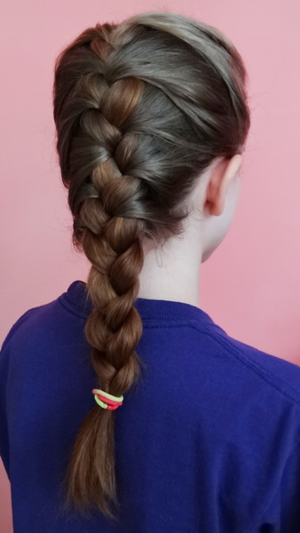 French Braided Hairstyles Yve Style