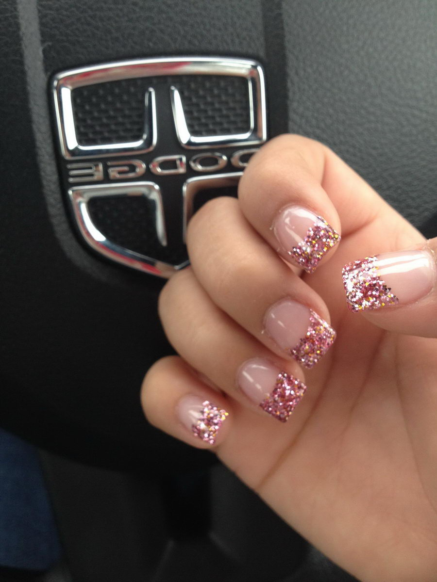 70 Most Exclusive French Tip Nail Designs For Modern Women Yve