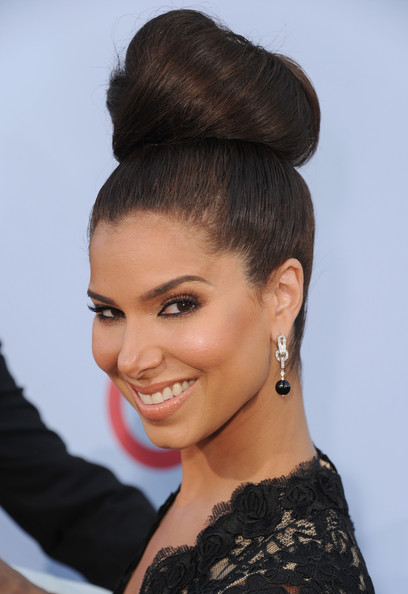 Bun Hairstyles Video Tutorials And Photos