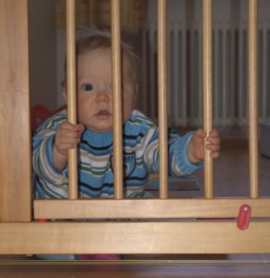 Hilfe, ich bin ein Baby, holt mich hier raus..