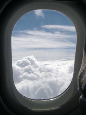 Über den Wolken... tararara