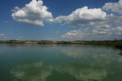 Der Lago di Chiusi ist auch super!