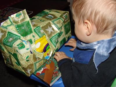 Geschenkkrümel