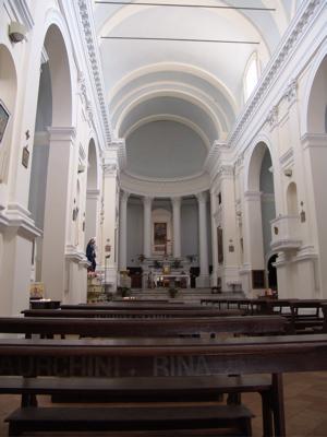 Die Kirche sieht wunderschön aus