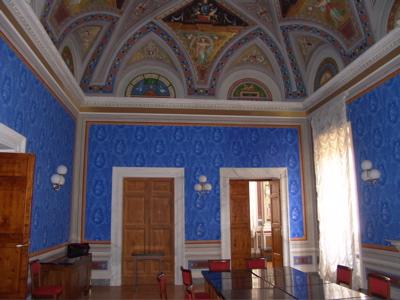 Super Farben haben die an den Wänden