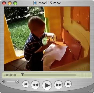 Ein Filmchen vom Putzen
