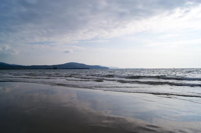 La spiaggia di Follonica