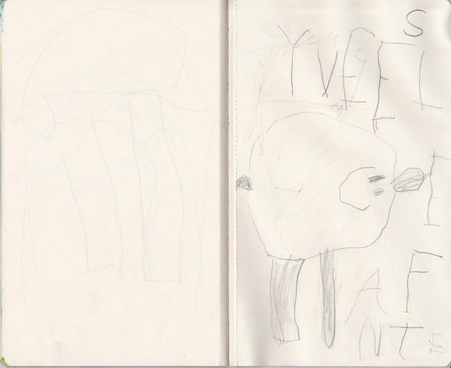 I disegni di Yves