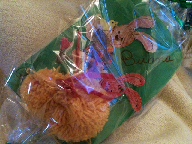 Il regalo di Pasqua 2012 di Yves
