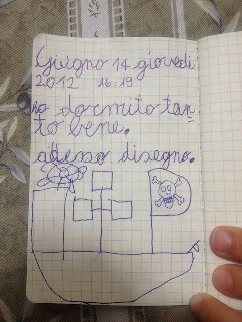 Il diario di Yves