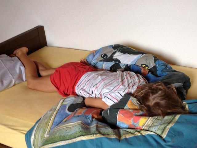 Fonzie ha dormito bene