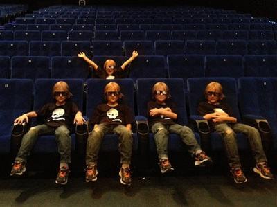 Un sacco di Fonzie al cinema