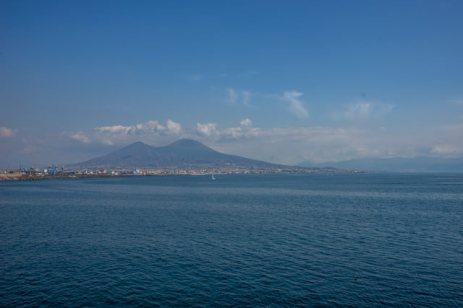 Il golfo di Napoli è bellissimo