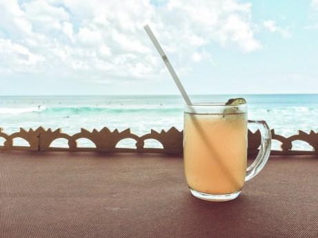 Un ottimo Ice Lemon Tea