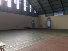 And our gym