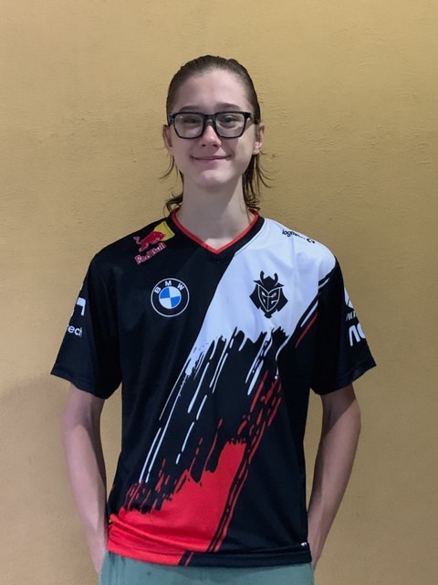 Cool! My new G2 Jersey is great!